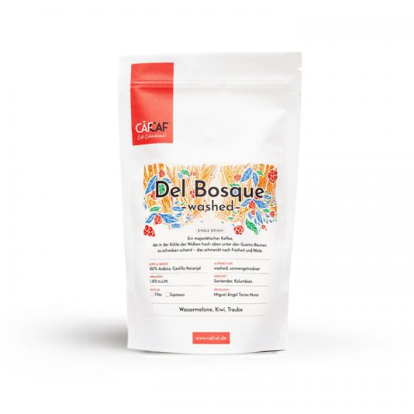 CafCaf Espresso Del Bosque washed 350g