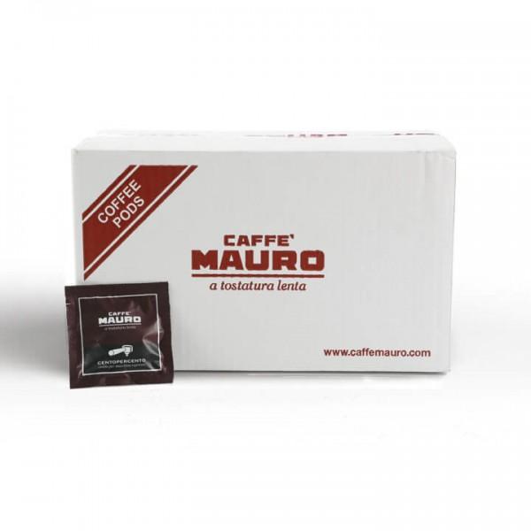 Caffè Mauro Centopercento Ese Pads