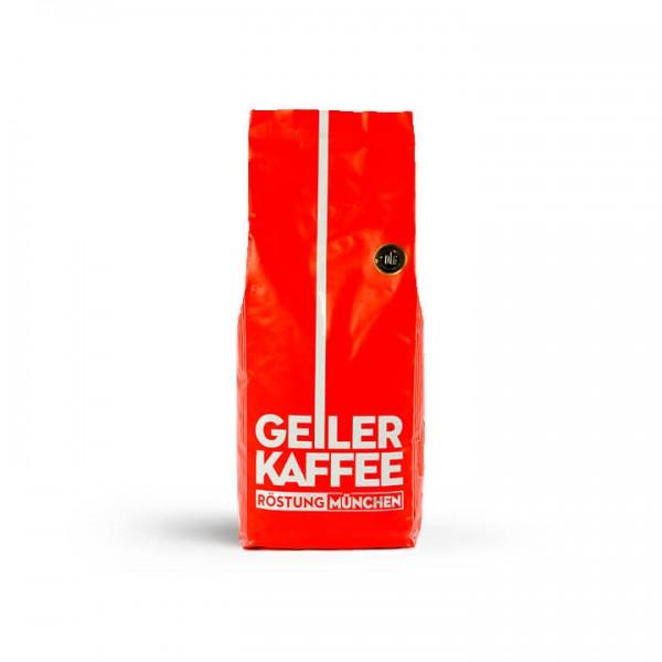Geiler Kaffee - Röstung München 1000g Bohne
