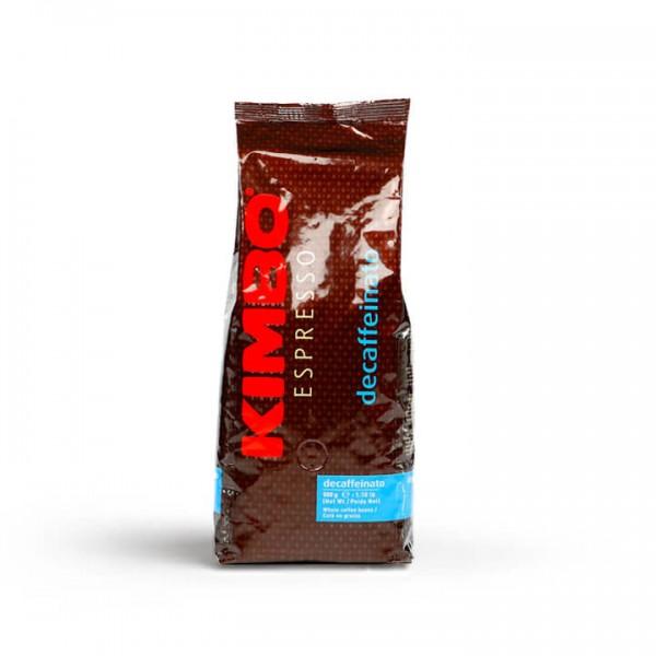 Kimbo Decaffeinato 500g Bohnen