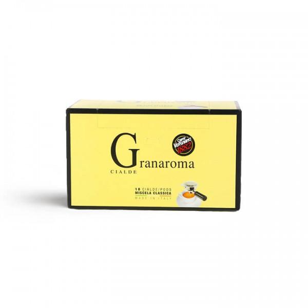 Caffé Vergnano - Gran Aroma 18 ESE-Pads je 6,94g