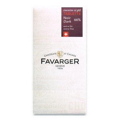 Favarger Zartbitterschokolade