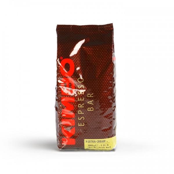 Kimbo Extra Cream 1000g Bohnen