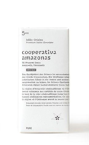Idilio Cooperativa Amazonas