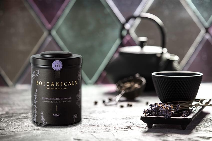Boteanicals-Teekreationen