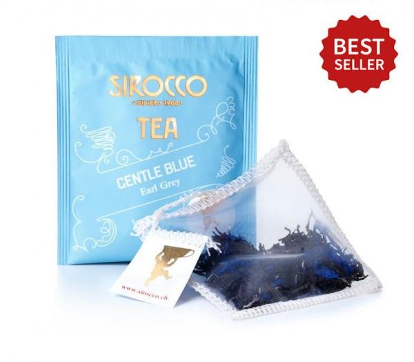 Sirocco Gentle Blue Earl Grey Tee Beutel