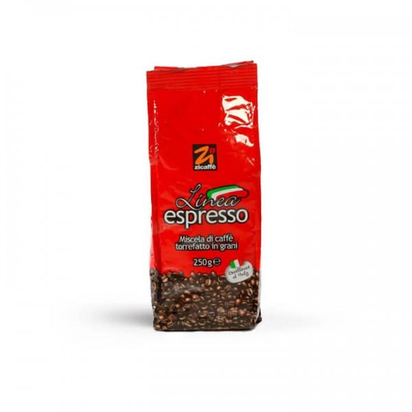 Zicaffé - Linea Espresso 250g Bohnen