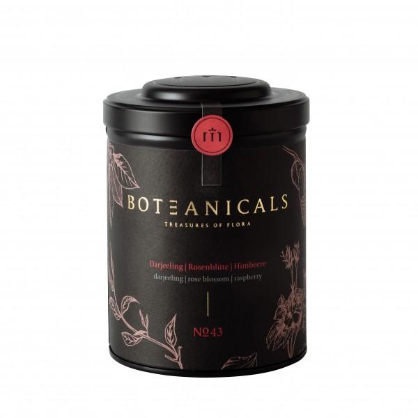 Boteanicals Tee No. 43 Darjeeling | Rosenblüte | Himbeere
