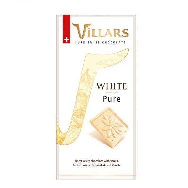 Villars Weisse Schokolade Pure