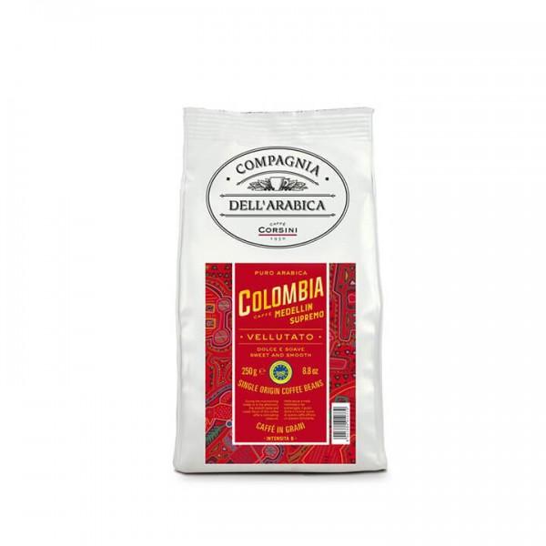 Caffè Corsini Colombia Medellin 250g Bohnen