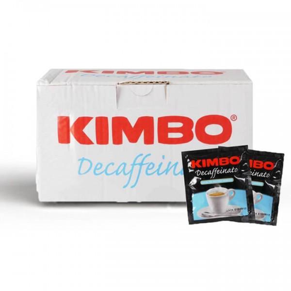 Kimbo Decaffeinato ESE-Pads 100 Stück