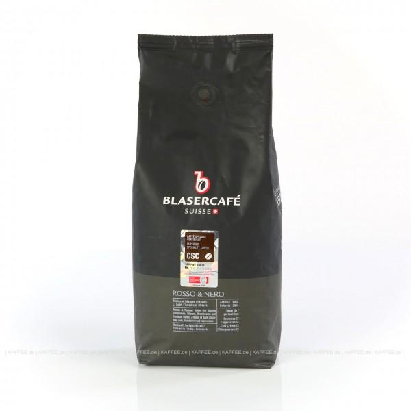 BlaserCafé Espresso Rosso e Nero 1000g Bohnen