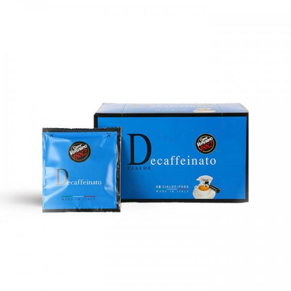 Caffé Vergnano - Decaffeinato 18 ESE-Pads je 6,94g