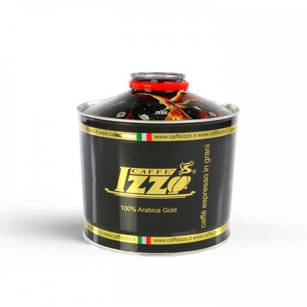 Izzo Caffé 100% Arabica 1000g Bohne