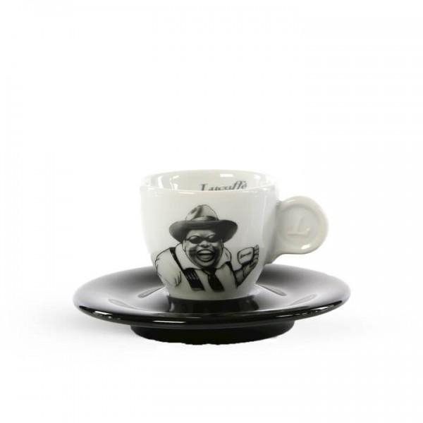 Lucaffé Espressotasse Mr. Exklusive