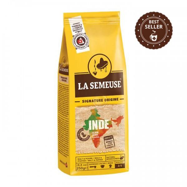 La Semeuse Pure Origine India Monsooned Malabar bei Kaffi Schopp kaufen
