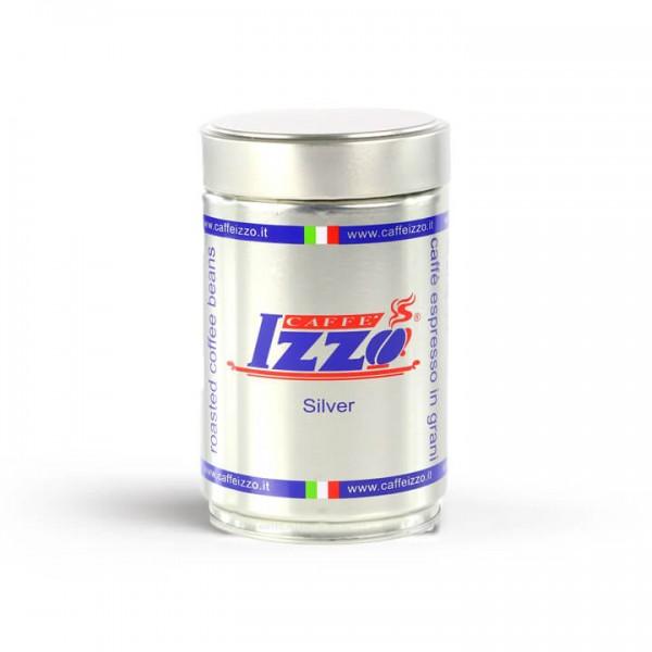 Izzo Caffé Napoletano Silver 250g Dose Bohnen