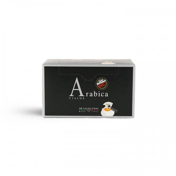 Caffé Vergnano - 100% Arabica 18 ESE-Pads je 6,94g