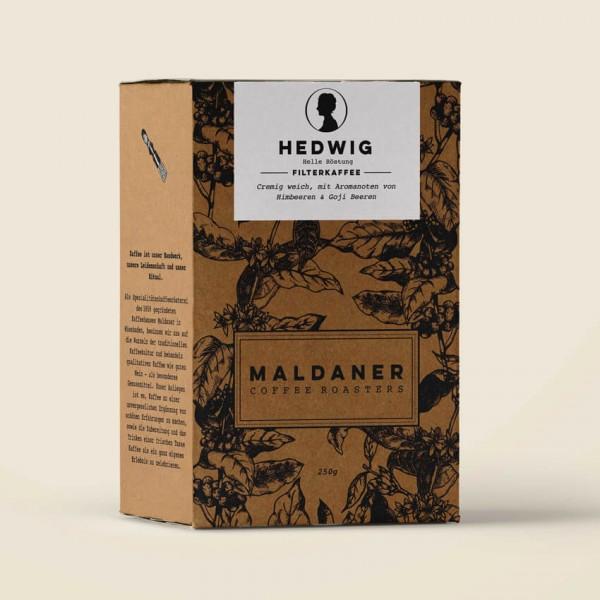 Hedwig Filterkaffee, Maldaner Coffee Roasters