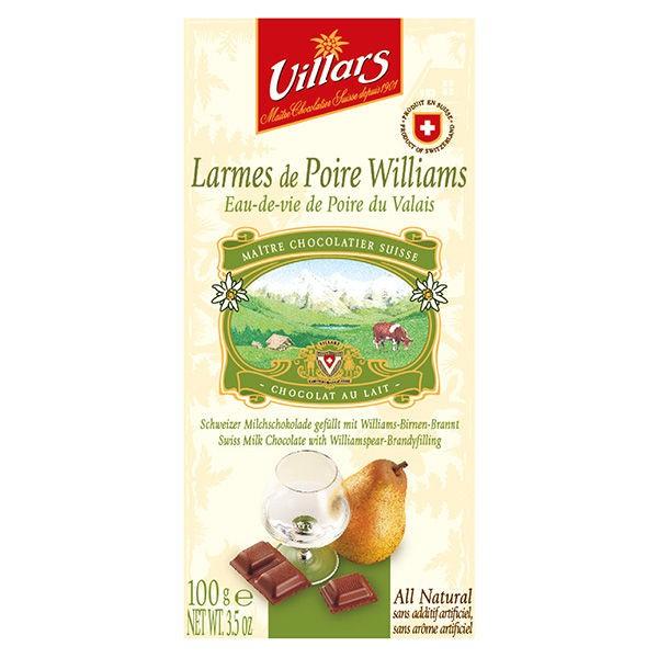 Villars Larmes de Poire Williams 100g