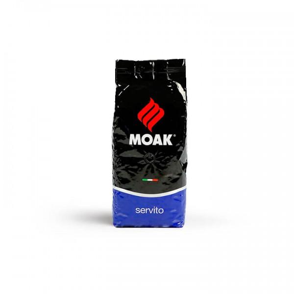Caffé Moak - Servito 1000g Bohne