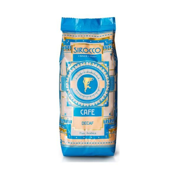 Sirocco Kaffee entkoffeiniert decaf 250g