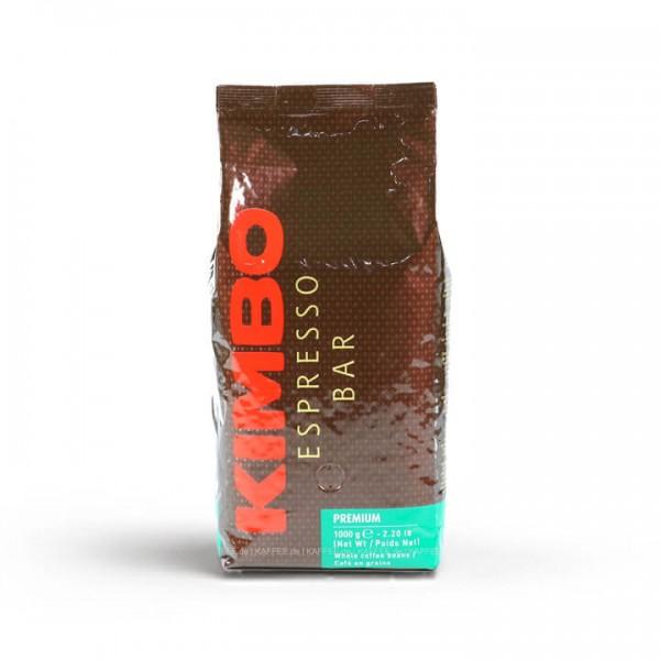 Kimbo Premium 1000g Bohnen