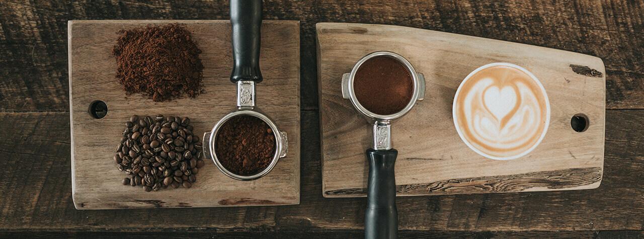 Kaffebohnen-und-Espressobohnen