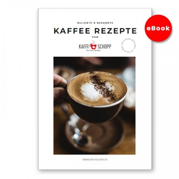 Rezeptbuch Kaffee Rezepte