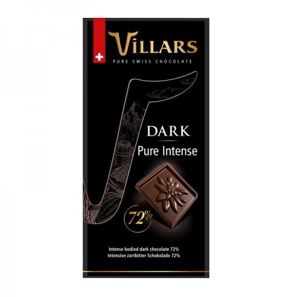 Villars Bitterschokolade Pure