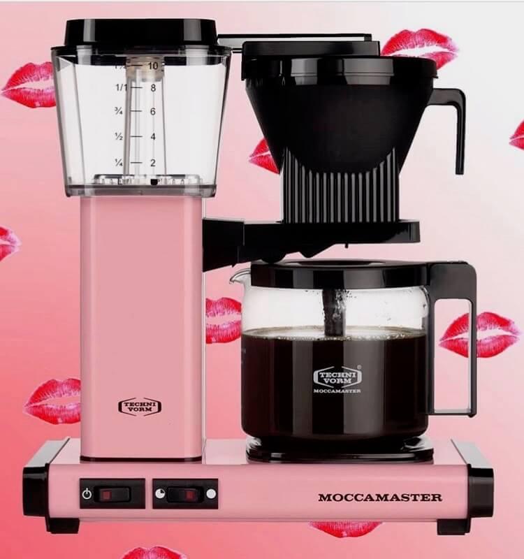 Pink-Moccamaster