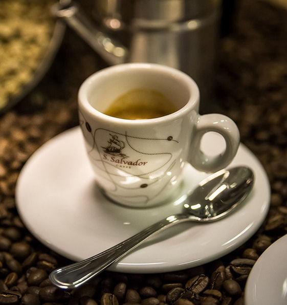 San Salavdor Espressotasse
