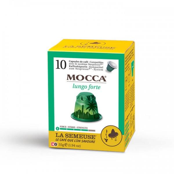 La Semeuse Mocca forte Kaffeekapseln