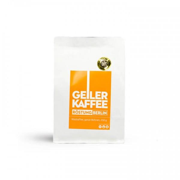 Geiler Kaffee - Röstung Berlin 250g Bohne