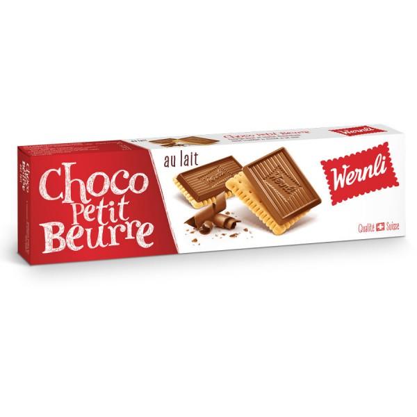 Wernli Butterkeks mit Milchschokolade