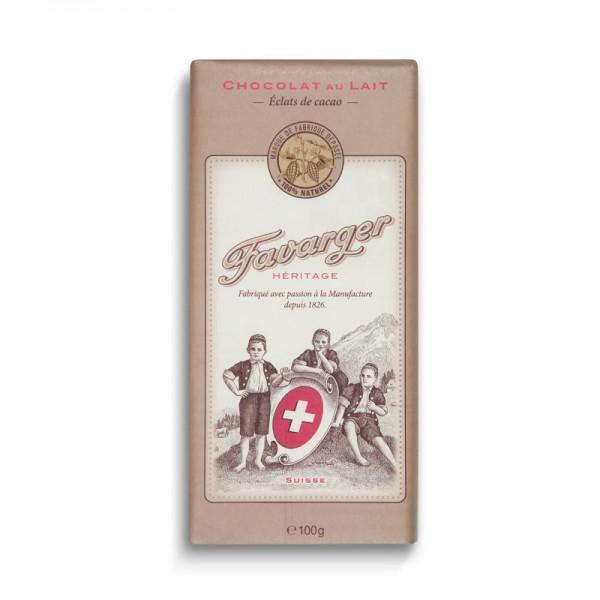 Favarger Heritage Kakaosplitter
