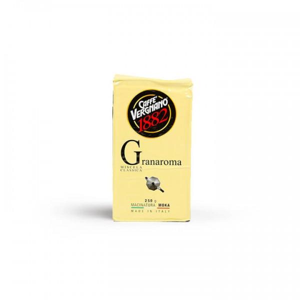 Caffé Vergnano - Gran Aroma 250g gemahlen