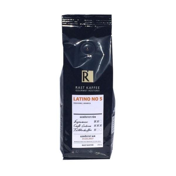 Rast Kaffee Latino No5 250g