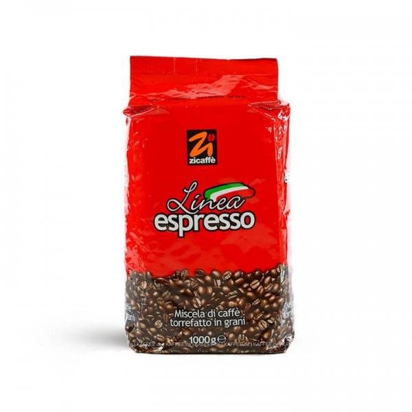 Zicaffé - Linea Espresso 1000g Bohnen