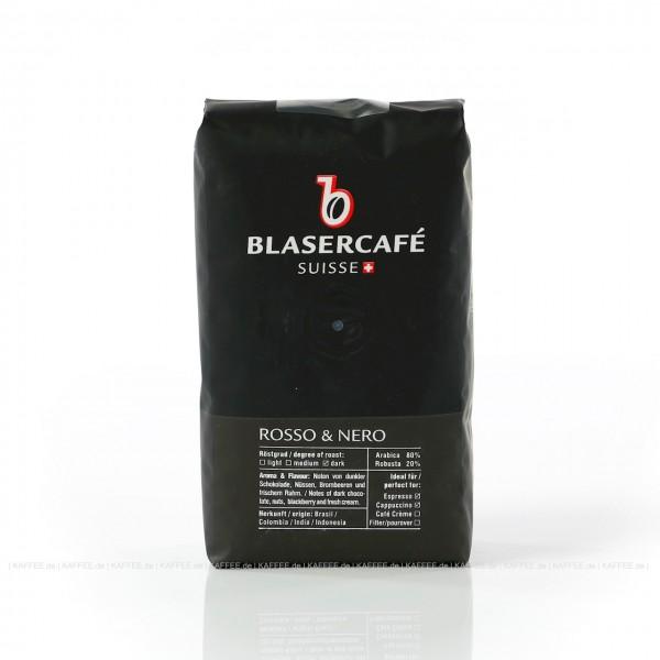 BlaserCafé Espresso Rosso e Nero 250g Bohnen