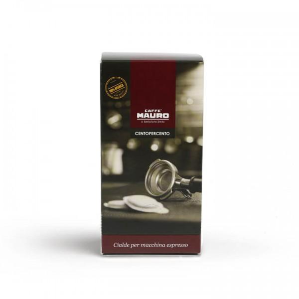 Caffè Mauro Centopercento ESE-Pads