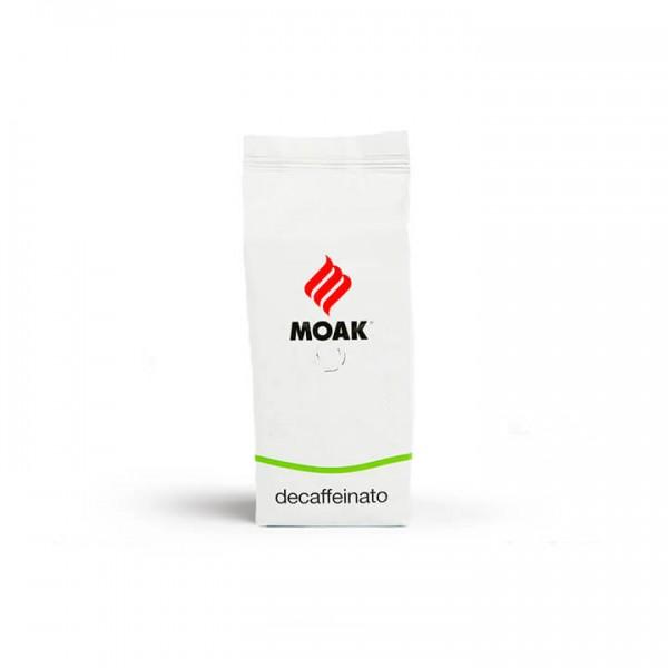 Caffé Moak - Decaffeinato 500g Bohne