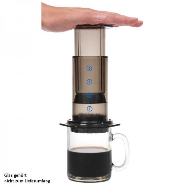 AeroPress Kaffee- und Espressozubereiter
