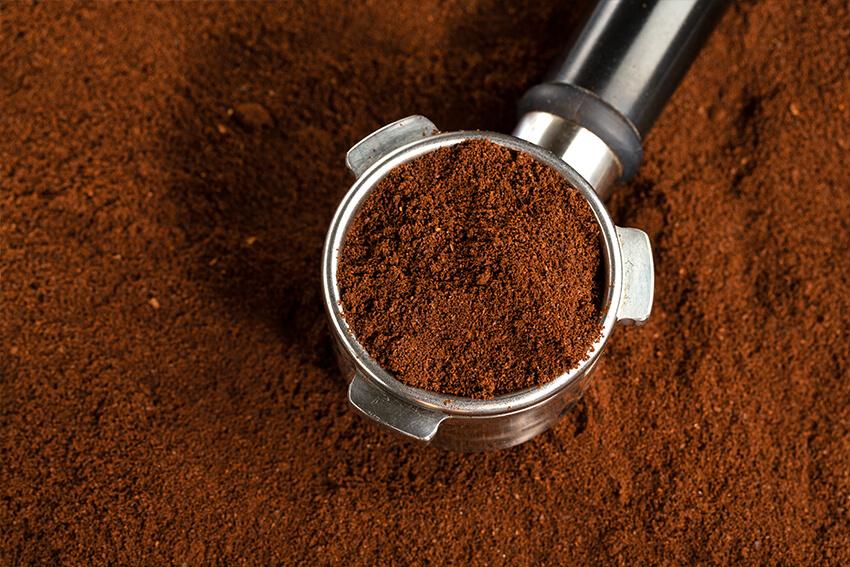 Sortenreines-Kaffee-Pulver