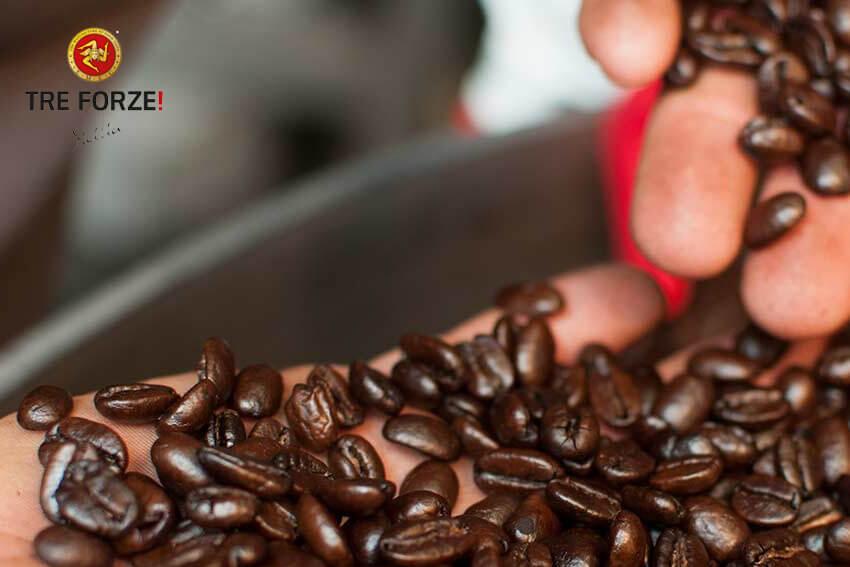 Tre-Forze-sizilanischer-Kaffee