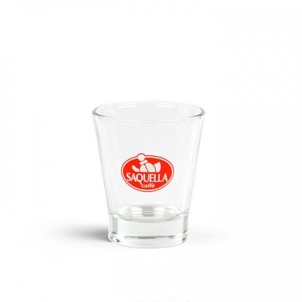 Saquella Caffé - Wasserglas
