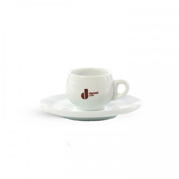 Danesi Caffé - Espressotasse