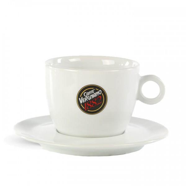 Caffé Vergnano - Milchkaffeetasse