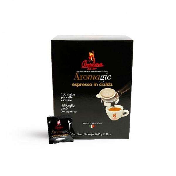 Barbera Caffé - AroMagic 150 ESE-Pads je 7g