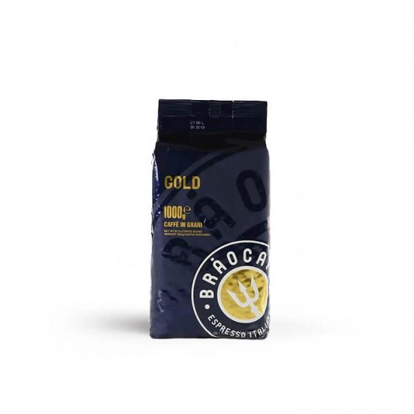 MokaMO - Brao Caffé Gold 1000g Bohnen